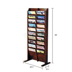 Bookcases & Displays | Literature Organizers | need