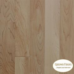 "Maple Reserve engineered clear grade. Offered in 3 1/4 inch to 5 1/4"" width. Random lengths one to eight feet. Unfinished & prefinished."