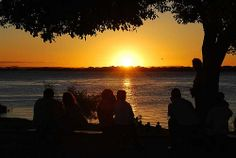 Por do Sol, rio Guaiba | Flickr – Compartilhamento de fotos!