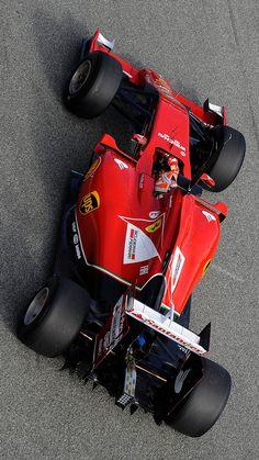 Ferrari F14-T, Kimi Raikkonen 2014