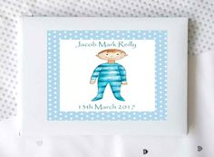 Baby boy gift personalised baby recrd book memory book baby boy gift personalised baby recrd book memory book christening book new baby book baptism book my 1st year book blue boy negle Choice Image