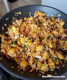 Fried Rice, Dinner Recipes, Food And Drink, Tasty, Chicken, Ethnic Recipes, Gastronomia, Diet, Nasi Goreng