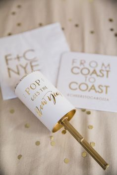 5 New Year's Eve Wedding Trends to Ring in 2018 - Cheers and Confetti Blog by Eventective