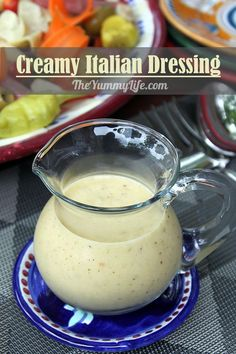 An Italian restaurant favorite and all-purpose dressing for salads, antipasto, and sandwiches. It also makes a great marinade for veggies…