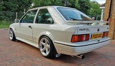 Ford Rs, Car Ford, Ford Capri, Ford Motorsport, Ford Sierra, Ford Classic Cars, Old Fords, Ford Escort, Top Cars