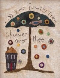 "Quotes: ""May your family tree shower over thee."" #quotes #genealogy"
