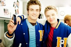 Matty and Jake!
