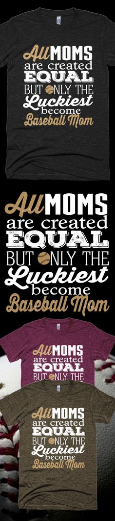 Baseball Mom  - Limited Edition. Grab yours or gift it to a friend. You will both love it