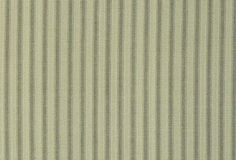 2 Yards Primitive Homespun Ticking Fabric - Sage Green