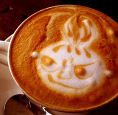 .·:*¨¨*:·.Coffee ♥ Art.·:*¨¨*:·. latte art