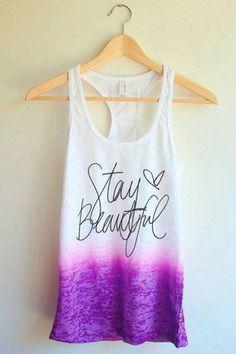 Stay Beautiful :)