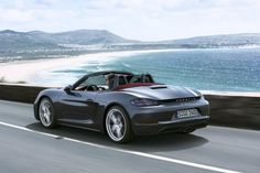 Porsche Boxster 718: +35Pk, -2 cilinders, -13% verbruik