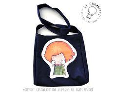 Borsa Gnapp Bag by LeGnappette #italiasmartteam #etsy