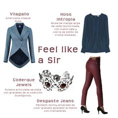 Outfit 03.05.15 Feel like a Sir. #ourjewelsyourstyle #misskarat