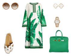 """Без названия #1056"" by z777 ❤ liked on Polyvore featuring Dolce&Gabbana, Hermès, Van Cleef & Arpels, Chloé and Patek Philippe"