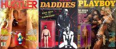 """Sucklord aus Brooklyn hat diese grossartige Custom-Toy-Serie """"SUCPANELZ: Sex and Drugs"""" mit Actionfiguren auf Hustlers, Playboys und oui.  Gibt es teilweise in seinem Shop, die meisten sind allerdings bereits ausverkauft…"""
