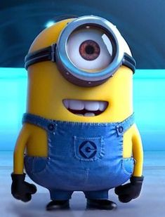 Impressed Stuart. | Minion Movie | In Theaters July 10th