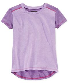 Layer 8 Little Girls' Contrast Tee