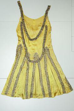 Inside Paris's Sweeping New Jeanne Lanvin Exhibition Edwardian Fashion, Gothic Fashion, Art Deco Fashion, Emo Fashion, 20s Dresses, Evening Dresses, Afternoon Dresses, Flapper Dresses, Anti Fashion