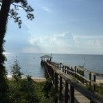 The Dock of the Bay Fairhope Alabama, Dock Of The Bay, Summer 2015, Couple, Pets, Beach, Water, Travel, Animals