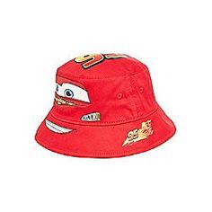 Disney PIXAR CARS Hat - Lightning McQueen kids Baseball Cap  1d0d8df9cb0