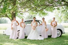 Romantic Eastern Shore Wedding | Natalie Franke Photography