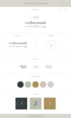 Logo Submarks, Variations and Elements—What are They and How to Use Them Corporate Design, Brand Identity Design, Branding Design, Stationery Design, Design Packaging, Corporate Identity, Brochure Design, Business Branding, Branding Kit