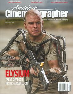 CINE (American cinematographer: the international journal of film & digital productions techniques : Vol. 94, N° 9, setiembre / 2013)