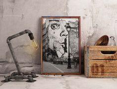 Un preferito personale dal mio negozio Etsy https://www.etsy.com/it/listing/515629225/parigi-centre-pompidou-wall-artist