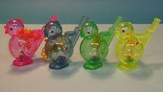 カラー水笛(玉入り)