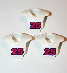 playmobil MAILLOTS DE FOOTBALL américain. http://www.playboutik.com/achat-maillots-de-football-us-405952.html #playboutik