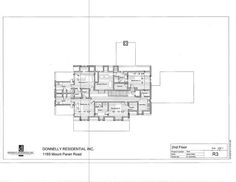 1165 Mount Paran Rd Mount Paran, 2nd Floor, Atlanta, Floor Plans, Flooring, How To Plan, Wood Flooring, Floor Plan Drawing, Floor