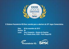 #Atletas do #RS participam das finais dos #JogosComerciários #SescRS no fim de semana https://www.facebook.com/photo.php?fbid=686999707977442&set=a.457891497554932.111654.262539033756847&type=1&theater
