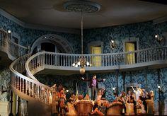 Ruslan y Lyudmila opera at the Bolshoi Theatre | Production Designer: Vasily Barkhatov