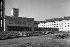 Rok 1955: Život v študentskom domove Mladá garda - fotografie - Vtedy Bratislava Slovakia, San Francisco Ferry, Times, Building, Inspiration, Travel, Biblical Inspiration, Viajes, Buildings