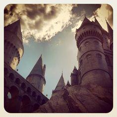 Harry Potter World - done! (April 20, 2013)