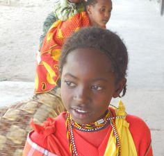 Mis Viajes por el Mundo -Kenia y Tanzania-: Los Masai