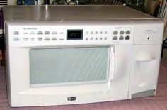 Countertop Microwave Toaster Oven Combo : Microwave Toaster Oven Combo on Pinterest Toaster Ovens, Microwave ...