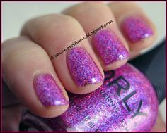 Orly ~ Sparkle Holiday 2014 - EXPLOSION OF FUN
