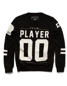 Criminal Damage Player Sweatshirt