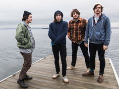 A girtty anthem from CoSigned band's latest album, A Flourish and a Spoil.