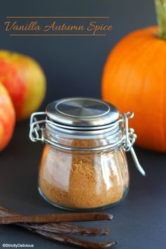 Not your mama's #pumpkinspice! | Vanilla Autumn Spice via StrictlyDelicious.com
