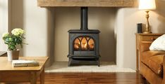 Huntingdon 30 Gas Stove | Stovax & Gazco, stoves, fires and fireplaces