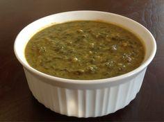 fresh n healthy eats: Sai Bhaji
