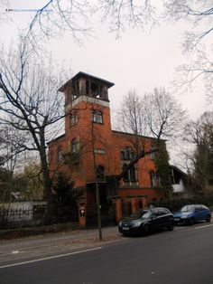 Architecture in the Grunewald area