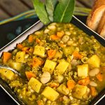 Split Pea Soup--Forks Over Knives | Recipes