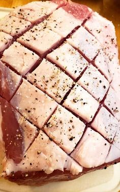 This Garlic Herb Pork Roast and Creamy White Wine Gravy turned a normal blah day into something special, we weren't even expecting it be that good. Pork Roast With Gravy, Pot Roast, Roast Gammon, Pork Roast Recipes, Best Instant Pot Recipe, White Wine, White Meat, Creamy White, Herb