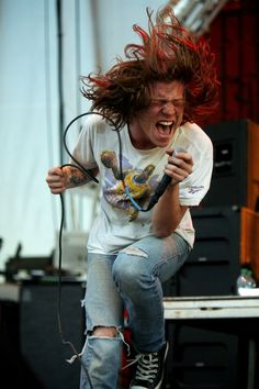 Matt Schulz ~ cage the elephant