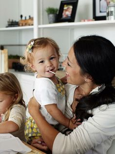 HGTV stars share Mother's Day memories--> http://hg.tv/zzbq  (pictured:  Joanna Gaines (Fixer Upper) with her daughter Emmie Kay