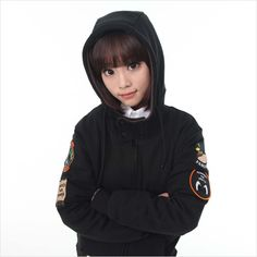 PANCOAT - PCT THERMAL ZIPUP HOODIE (BLACK)